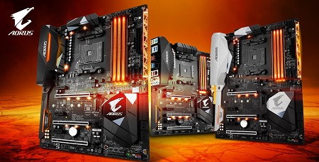 New AMD Ryzen™ 5 Processors on AORUS Motherboards